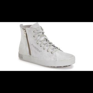 Blackstone KL-57 High Top Sneakers